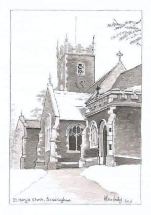 St. Mary's Church, Sandringham